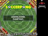 Fútbol Pong