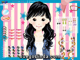 Maquilla a Linda