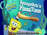 Bob Esponja Repartidor de Pizza