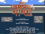 El Ataque de los Submarinos