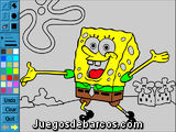 Bob Esponja de Colorines