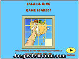 El Rey del Falafel