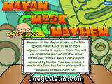 Mayan Mask Mayhem