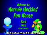 La divertida casa de Hermie Heckles
