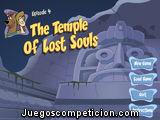 Scooby Doo y el templo misterioso
