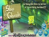 Bob Esponja y los Fantasmas
