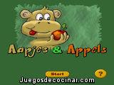 Monos y Frutas