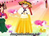 Vestidos coreanos