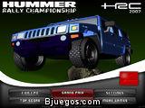 Conduce un Hummer