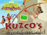 Kuzco en las Olimpiadas
