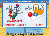 Competición de Ping Pong