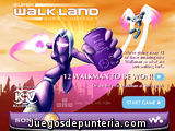 Super Walk Land