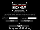 Soy Beckham de verdad!