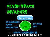 Flash Invasión del espacio