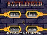 Campo de batalla medieval