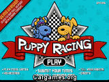 Puppy Racing