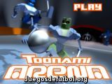 Toonami Arena