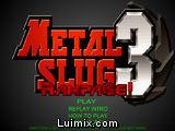 Metal Slug Rampage III