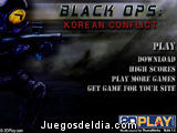 Black Ops Korean Conflict