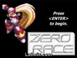 Mega Man Zero Race