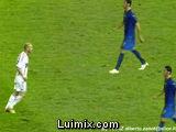 El cabez�n de Zidane