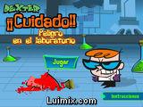 Alerta Roja en el Laboratorio de Dexter