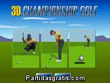 Campeonato de Golf en 3D
