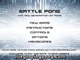 Electronic Pong