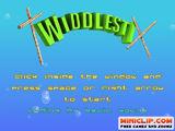 Widdlest