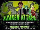 Ben 10 y el ataque del Kraken