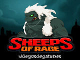 Invasion de ovejas
