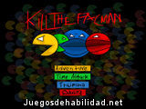 Kill the Pacman
