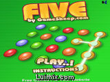 Tetris Five
