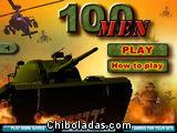 Al Ataque!! 100 Hombres