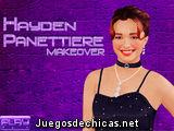 Hayden Panettiere Makeover