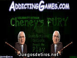 Celebrity Hitman Cheney's Fury