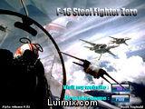 Guerra de F-16 Steel Fighter Zero