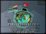 Danny Phantom y el Portal fantasma