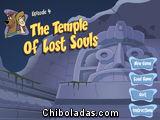 Scooby en el Templo de las Almas Perdidas