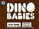 Alimenta al dinosaurio