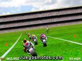 Carrera en el Estadio