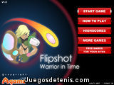 Flipshot Warrior in Time