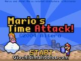 Mario's Time Attack!