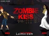 Beso del zombie