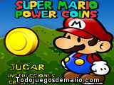 Super Mario Power Coins