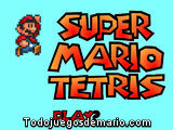 Super Mario Tetris