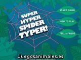 Super Hyper Spider Typer!