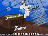 Cebra pirata