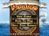 Capitán pirata Jack