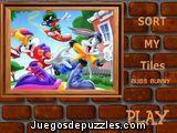 Puzzle de  Bugs Bunny